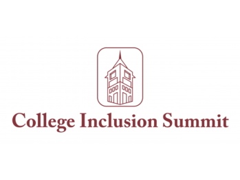 The 2019 College Inclusion Summit
