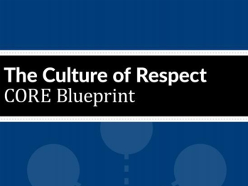 Culture of Respect CORE Blueprint (2nd Ed.)