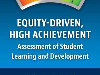 Equity-Driven, High Achievement Assessment of Student Learning and Development Cover