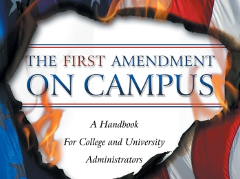 First Amendment on Campus Cover