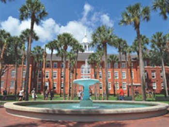 Photo of Stetson University campus