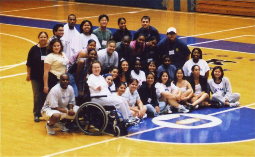2002 NUFP DLI Group Photo