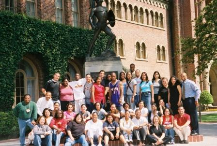 2003 NUFP DLI Group Photo